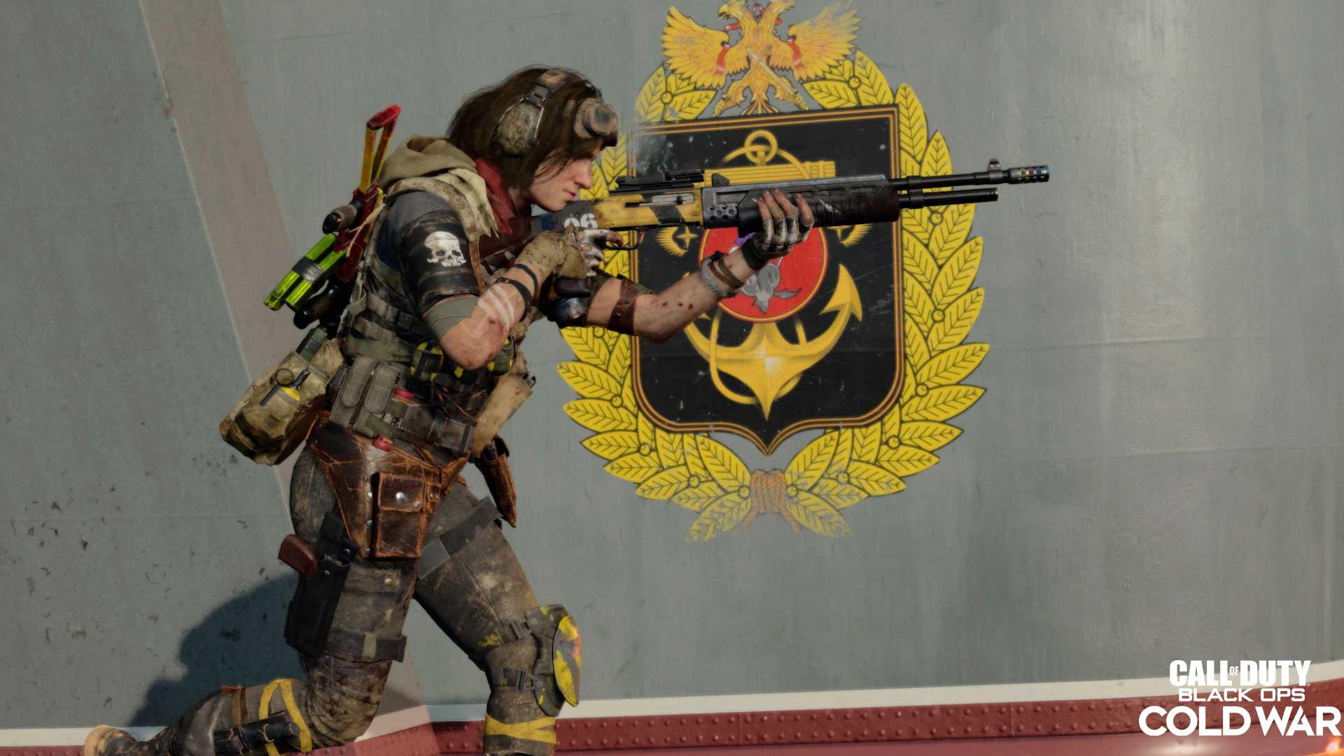 should an hostile enemy get within range