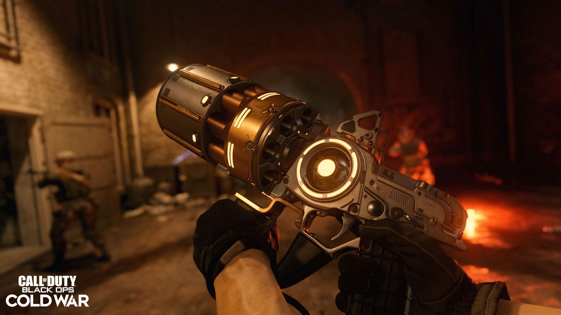 Wonder weapon