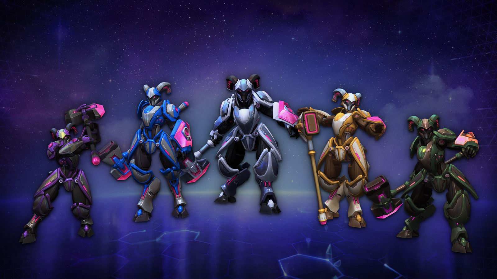 Heroes Of The Storm Special Event