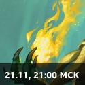 21:00 МСК 21 ноября