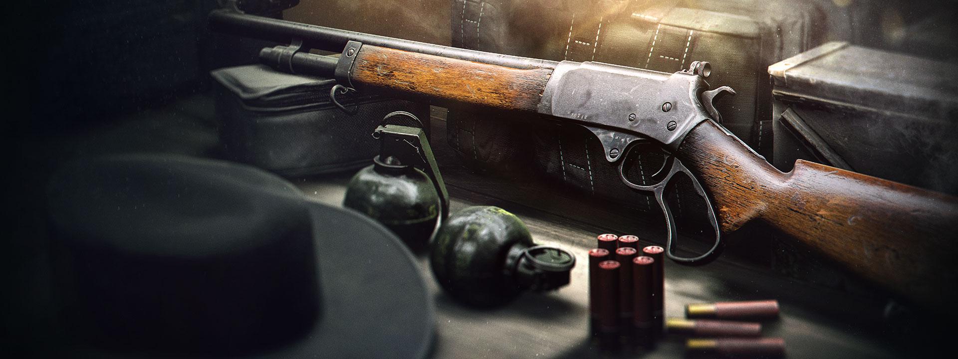 The .401 Ironhide Shotgun