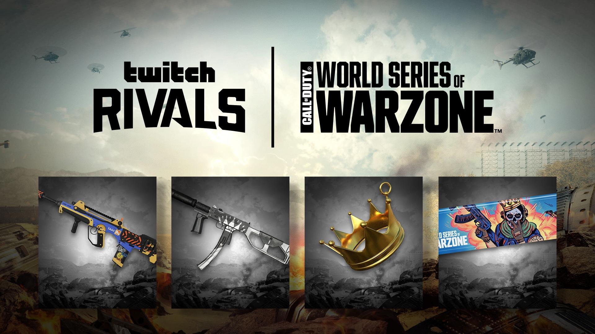 《現代戰域》世界系列賽組合包