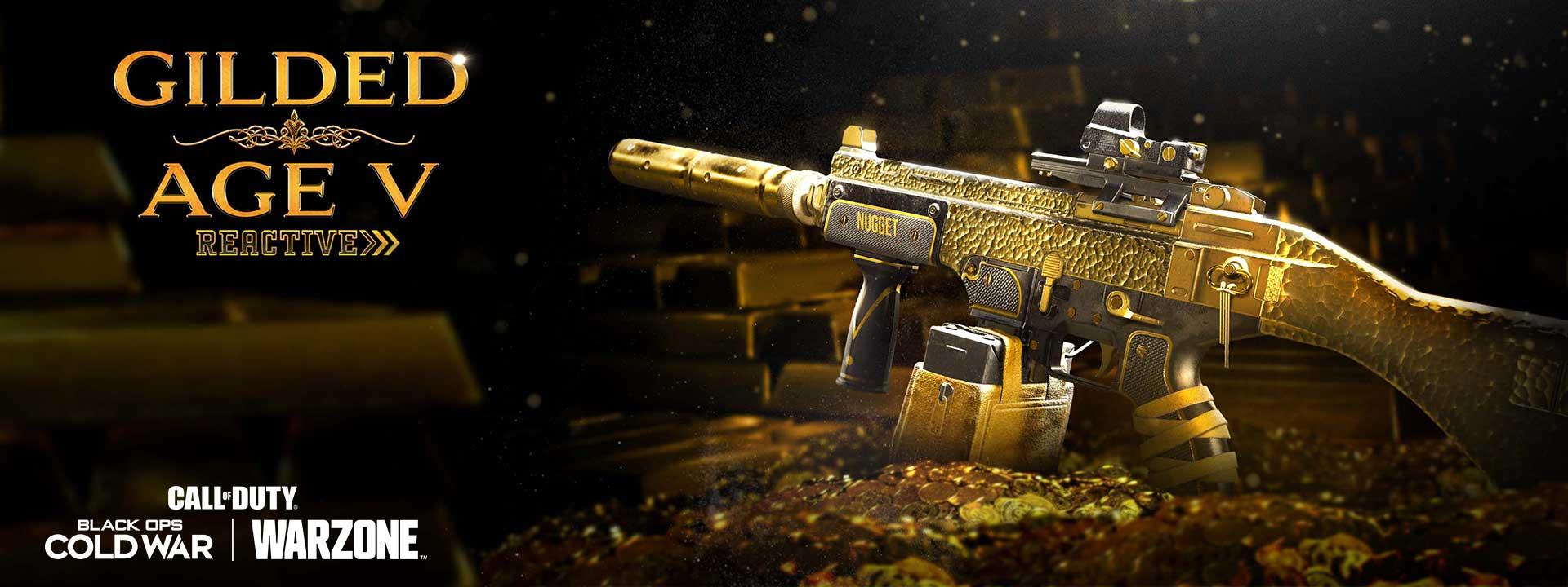 反應式黃金紀元V