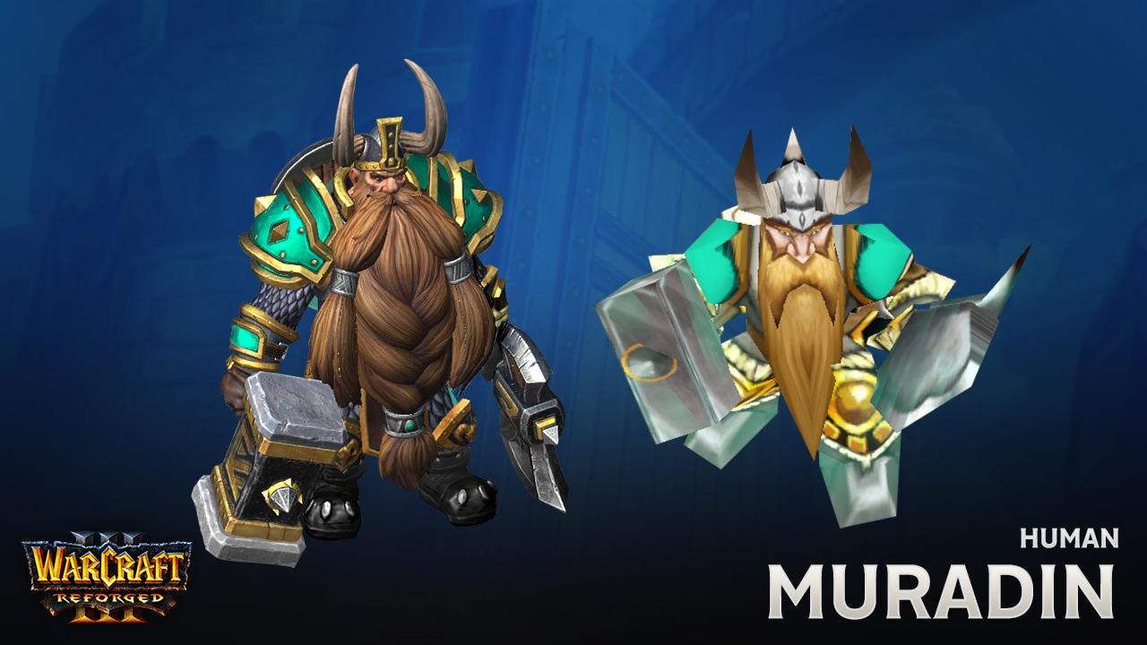 """""""Беседы у наковальни"""". Что нового ждёт Альянс в Warcraft III: Reforged"""