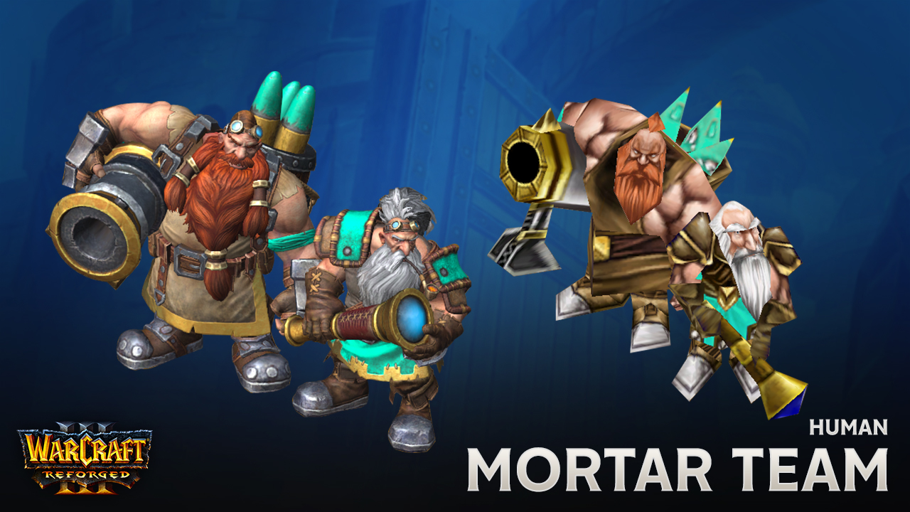 Tales From The Smithy Reforging The Humans Warcraft Iii