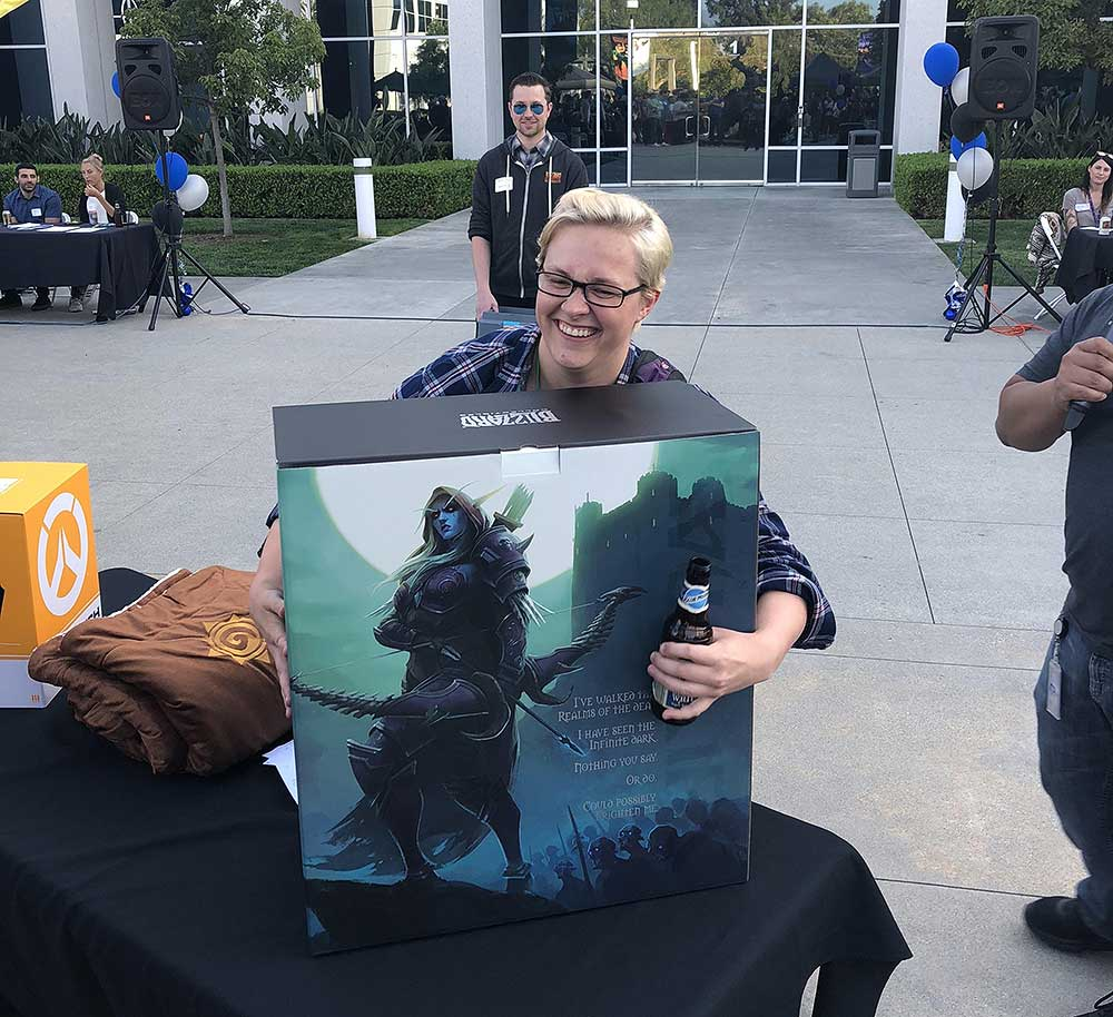 A Look Back At 10 Years Of The Blizzard Internship Program All