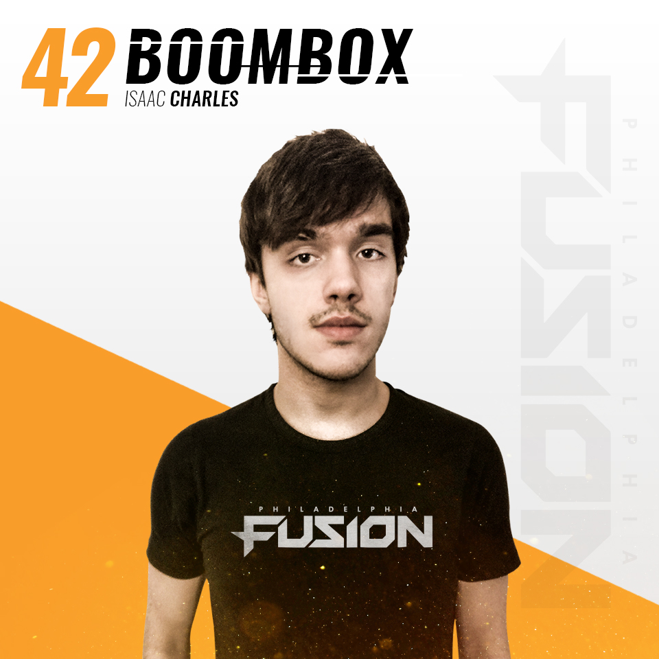 Boombox - Isaac Charles