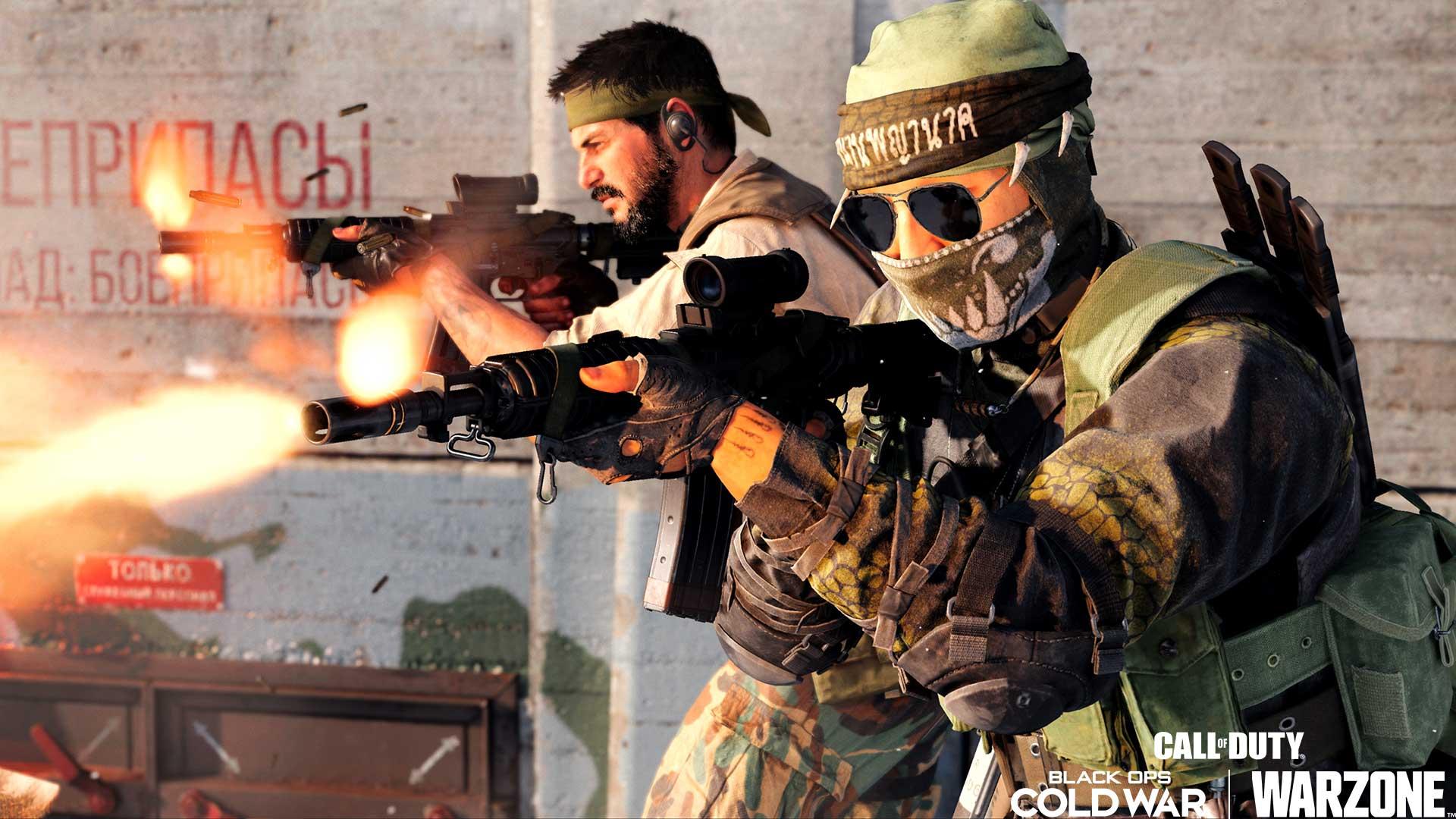 Black Ops Cold War oraz Warzone – Odrodzenie i wyrównanie rachunków