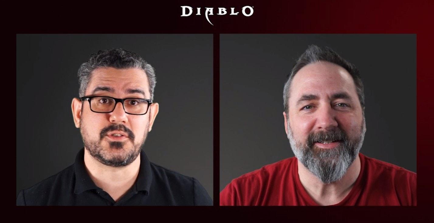 Blizzconline: Панель Diablo