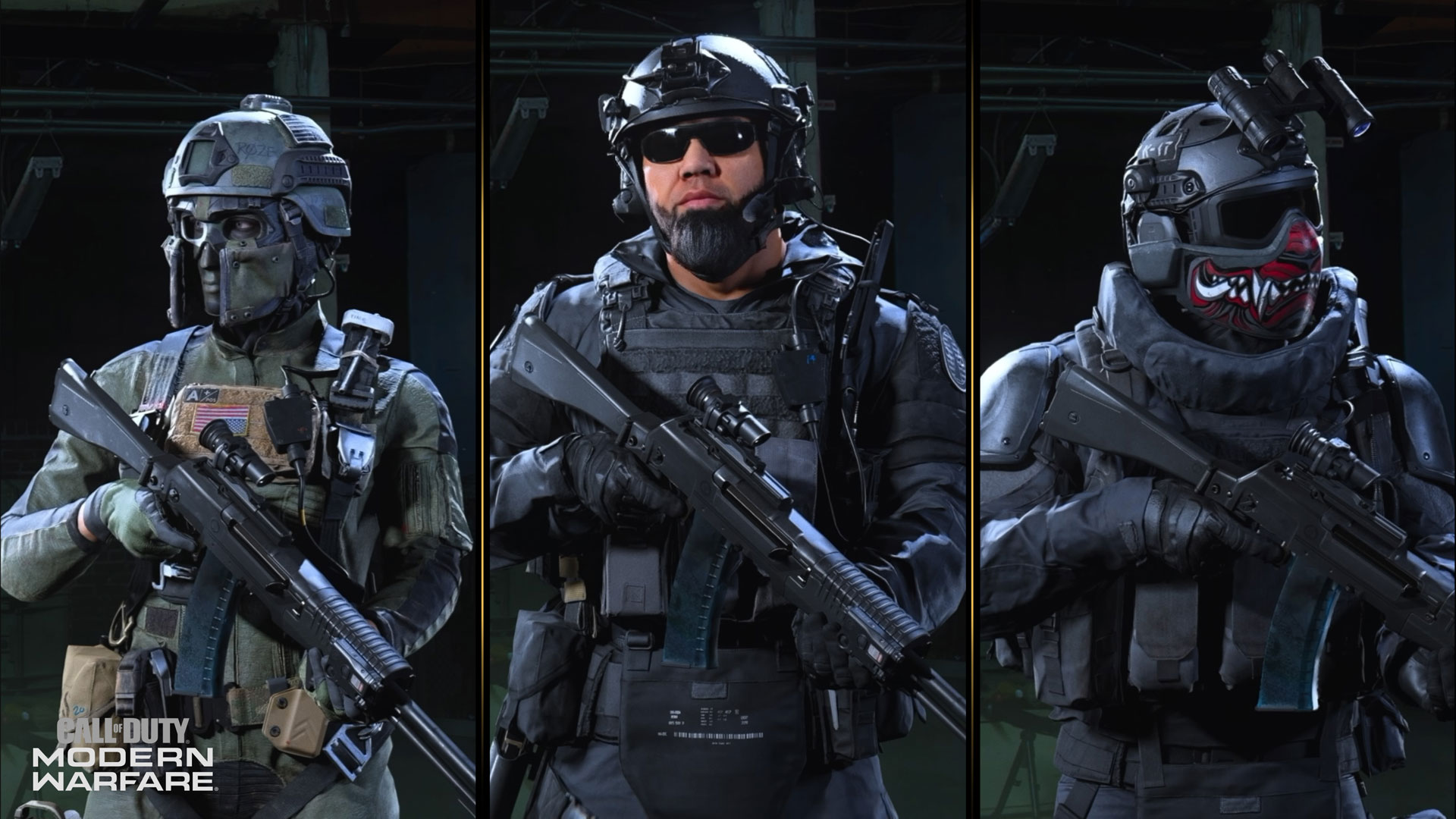 Operators of the Shadow Company