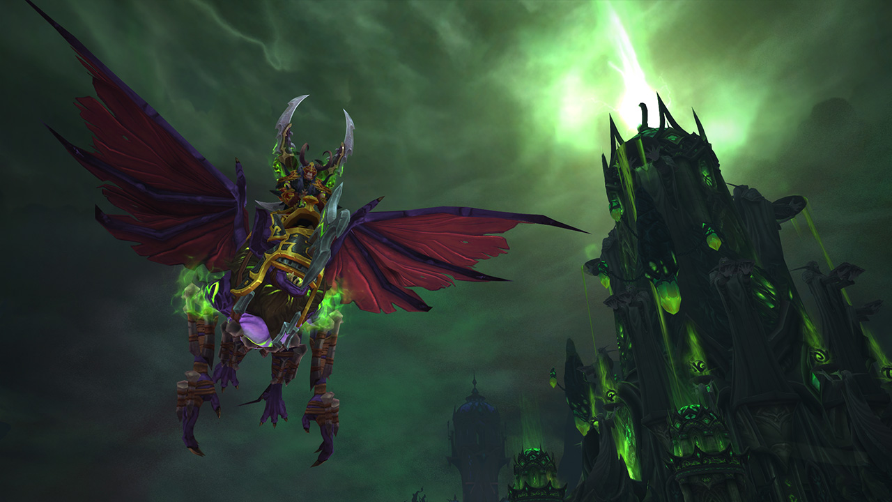 Demon Hunter Mount