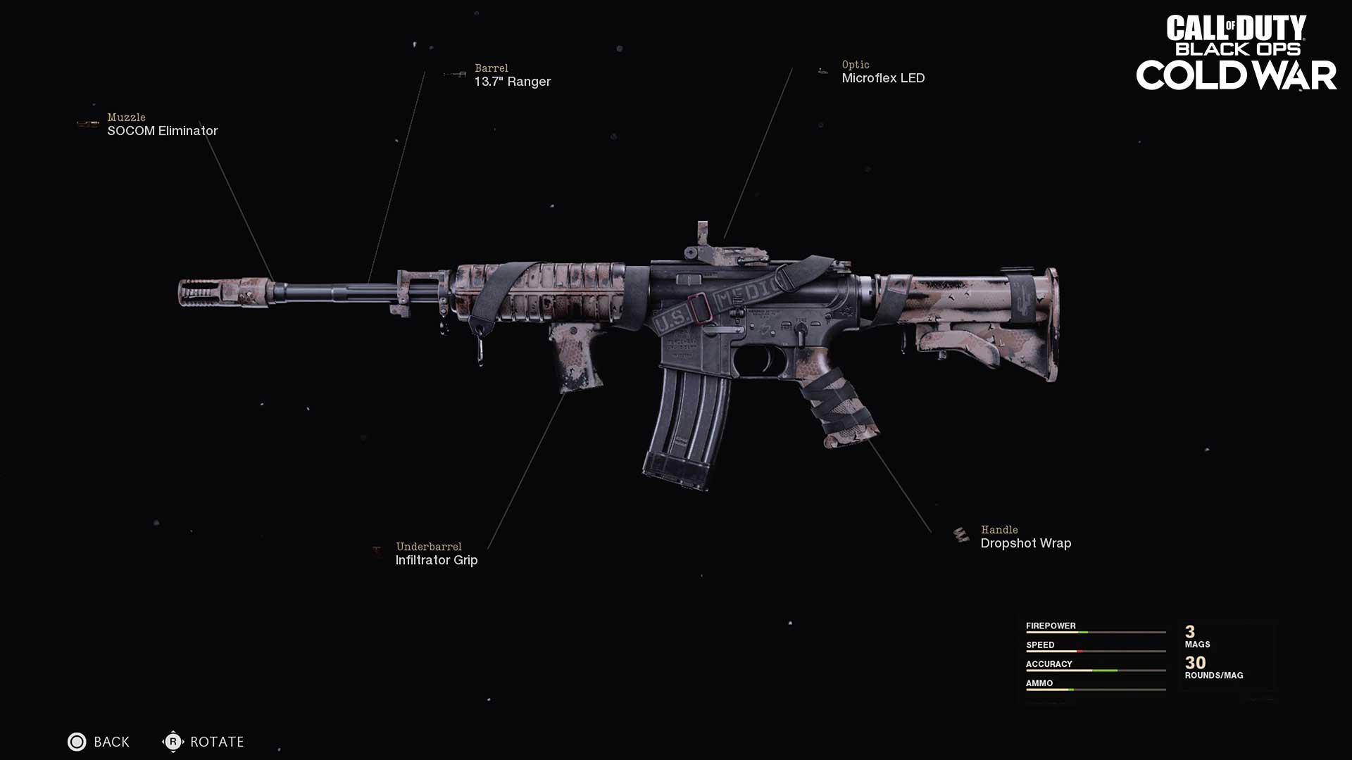 Battle Doc blueprint