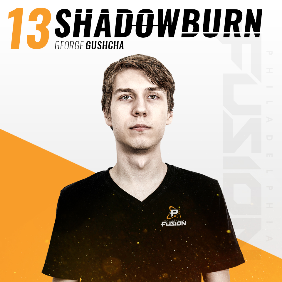 ShaDowBurn - Georgii Gushcha