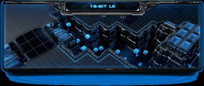 16-Bit LE