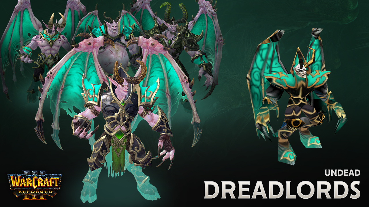 Reimagined Illidan And Arthas Are The Main Stars Of New Warcraft