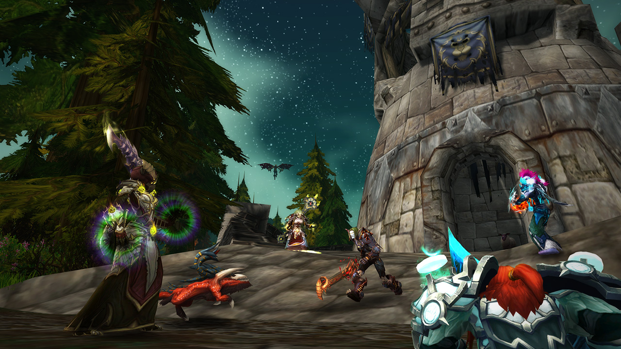 PvP Brawl Southshore vs. Tarren Mill: October 3–10