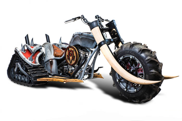 Horde Chopper
