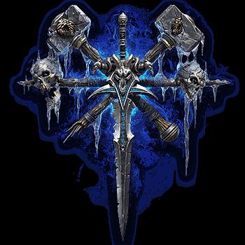 warcraft 3 human logo