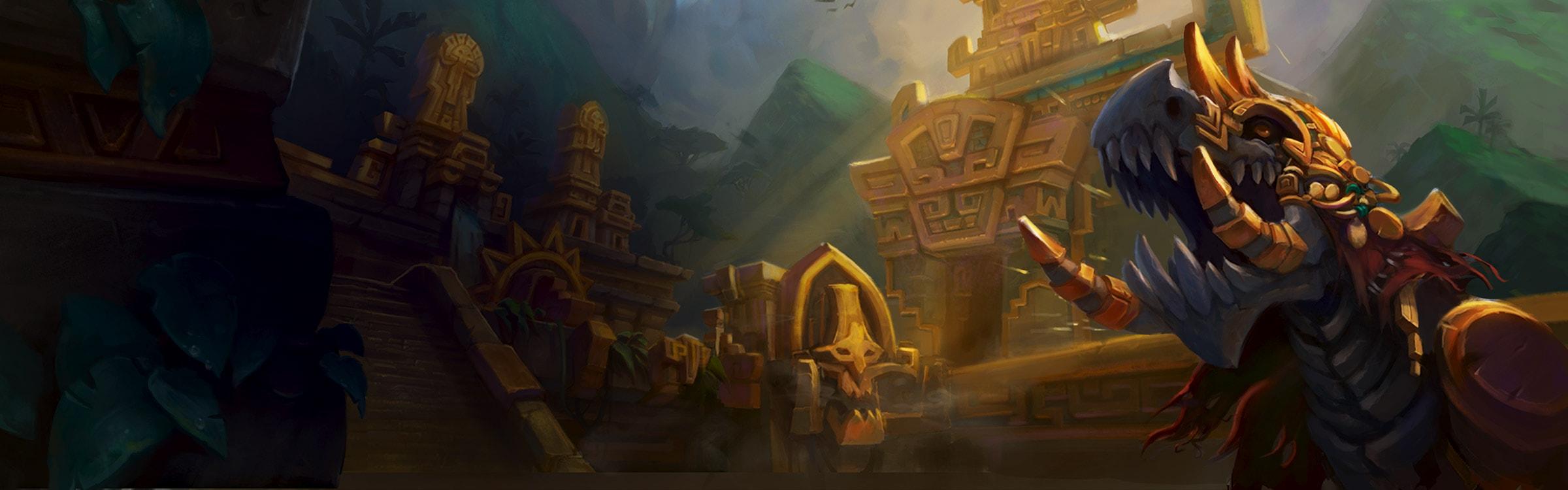 Atal'Dazar - Mythic Keystone Dungeon Leaderboards