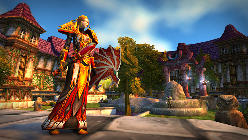 Flot World of Warcraft Classic QO-98