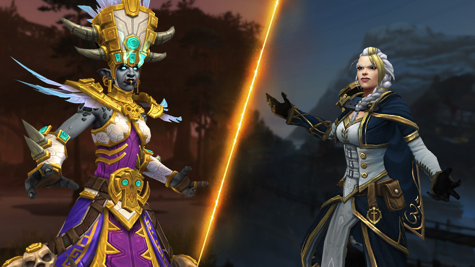 Try Battle for Azeroth for free for 3 days! | World of